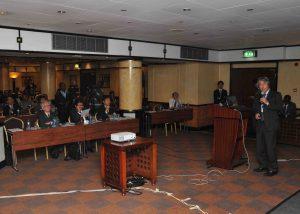 東アフリカ、西アフリカ、中央アフリカ、南部アフリカ、北アフリカ、フランス、イギリス、日本より、総勢170名以上の研究者を招聘しました。