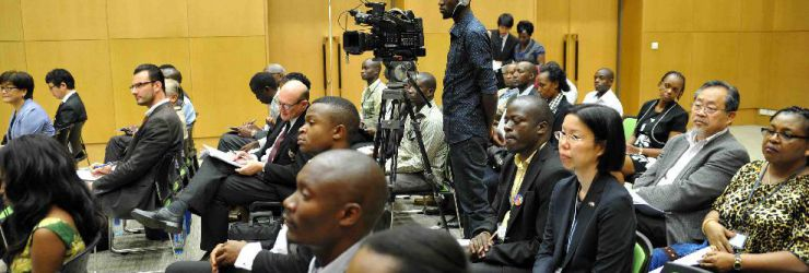 Symposium on Capacity Building in Sustainable Resource Development in Africa,2016