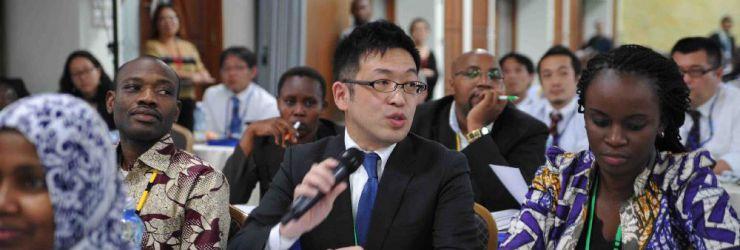 「日本とアフリカのイノベーション技術協力」と「NTDs監視に関する汎アフリカネットワークの構築」合同シンポジウム,2016